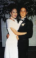 Selena Quintanilla Husband Chris Perez